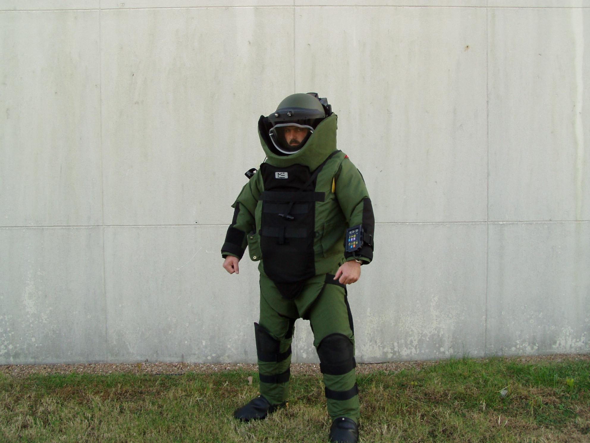 Do Militaries Actually Use Juggernaut Armor Nostupidquestions